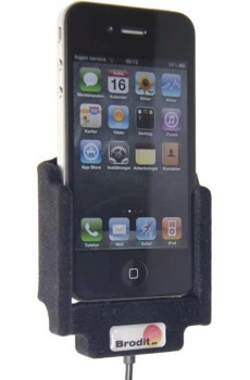 Brodit PDA-Halter - passiv - Apple iPhone 4 - für Parrot MK9000-Serie