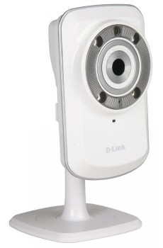 D-Link DCS-932L mydlink Wireless N Tag&Nacht Home IP Camera
