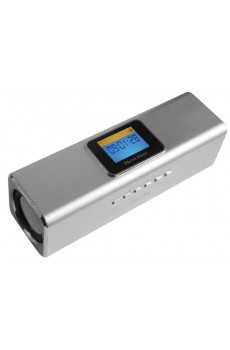Technaxx - MusicMan MA Display - Soundstation - USB - silber