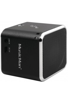 Technaxx MusicMan - Mini Wireless Soundstation - BT-X2 - schwarz
