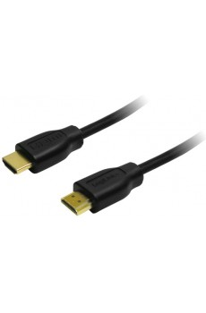 LogiLink Kabel HDMI High Speed mit Ethernet 5,0 Meter