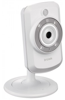 H.264 mydlink - Wireless N Tag & Nacht - Home IP Camera - weiß