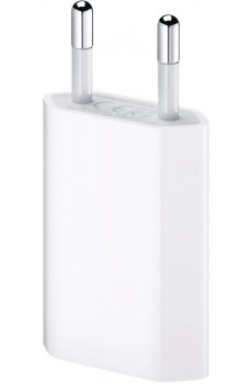 Apple 5W USB Power Adapter weiß MD813ZM/A