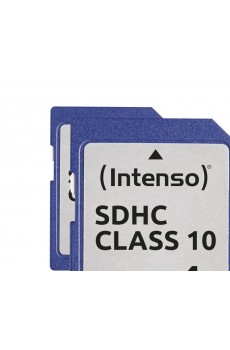 Intenso - Secure Digital Card SD - Class 10 - 4 GB Speicherkarte