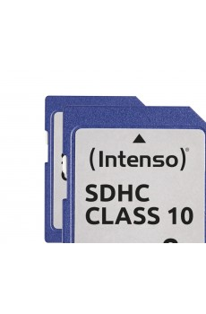 Intenso - Secure Digital Card SD - Class 10 - 8 GB Speicherkarte