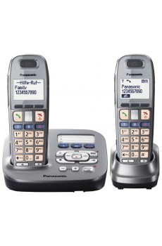 Panasonic KX-TG6592GM, graphit