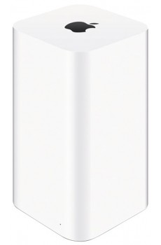 Apple AirPort Extreme ME918Z/A weiß