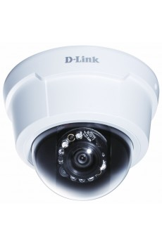 D-Link DCS-6113 Full HD Fixed Dome IP Camera weiß