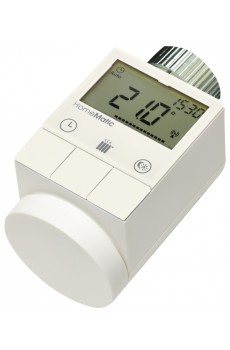 eQ-3 HomeMatic Funk-Heizkörperthermostat weiß