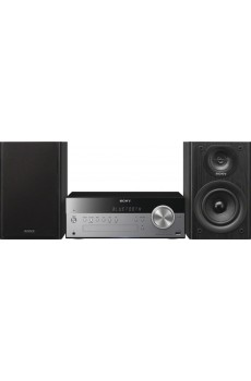 Sony CMT-SB100B - Micro-Systemanlage - NFC - Bluetooth - DAB+ - CD-Player