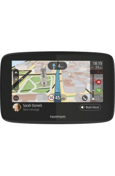 TomTom GO 520 World - mobile Navigation - 5 Zoll Display - Sprachsteuerung