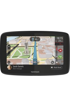 TomTom GO 620 World - mobile Navigation - 6 Zoll Display - Sprachsteuerung