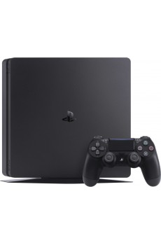 Sony Playstation 4 PS4 slim Konsole 500 GB, jet black