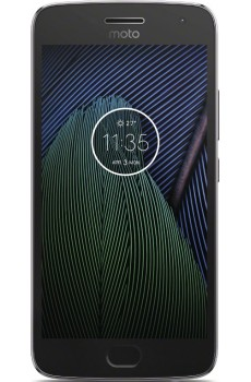 Lenovo MOTO G5 Plus lunar grey