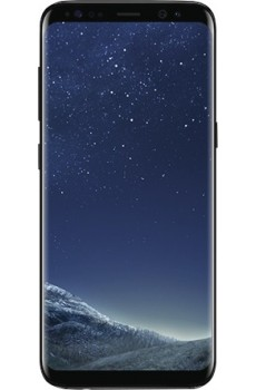 Samsung Galaxy S8 64 GB LTE Android Smartphone G950F midnight black