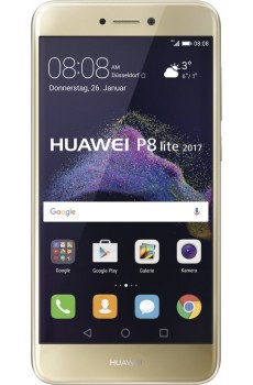 HUAWEI P8 lite 2017 16 GB LTE Android Smartphone Dual-SIM gold