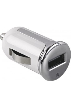 Celly Turbo Car Charger 2.4A USB white
