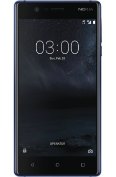 Nokia 3 Dual-SIM tempered blue