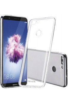 nevox StyleShell Flex HUAWEI P Smart transparent
