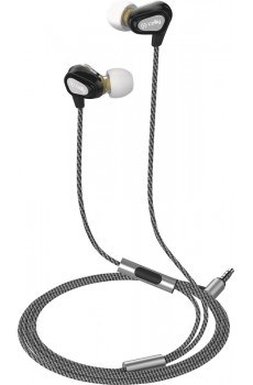 Celly UP 800 Dual-Driver Stereo In-Earphones 3,5 mm black