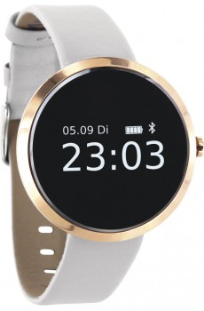 X-Watch Smartwatch Siona XW Fit - pure polar white