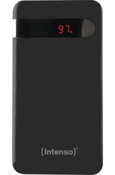 Intenso Powerbank PD10000 Quick Charge 10.000 mAh Type C zu Type C, schwarz