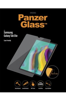 PanzerGlass Samsung Galaxy Tab S5e / Tab S6 Case Friendly Edge-to-Edge