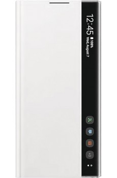 Samsung Clear View Cover SM-N975F / Galaxy Note10+, white