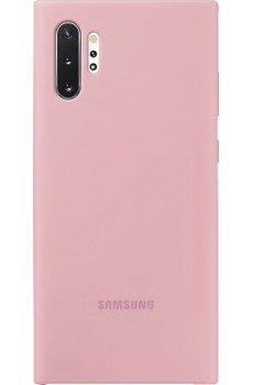 Samsung Silicone Cover SM-N975F / Galaxy Note10+, pink