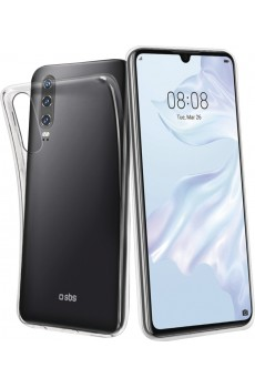 SBS Skinny Cover HUAWEI P30, transparent