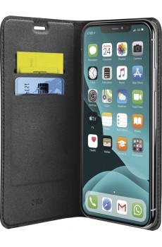 SBS Book Wallet Lite Apple iPhone 11 Pro, schwarz