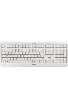 CHERRY KC 1000 Corded Keyboard, grau