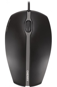 CHERRY GENTIX Corded Optical Mouse, schwarz
