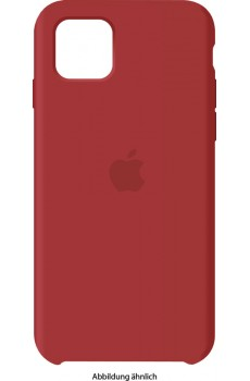 Apple iPhone 11 Pro Silicone Case (PRODUCT) RED