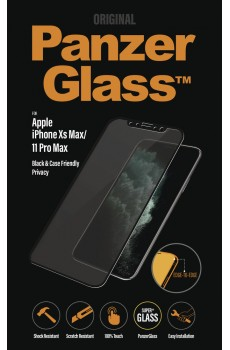 PanzerGlass Apple iPhone Xs Max/11 Pro Max CF Privacy Edge-to-Edge, black
