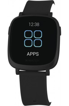 X-Watch Smartwatch IVE XW Fit - black