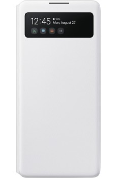 Samsung S View Wallet Cover SM-G770 / Galaxy S10 Lite, white