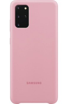 Samsung Silicone Cover Galaxy S20+_SM-G985, pink