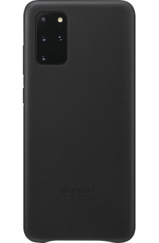 Samsung Leather Cover Galaxy S20+_SM-G985, black
