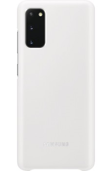 Samsung LED Cover Galaxy S20_SM-G980, white