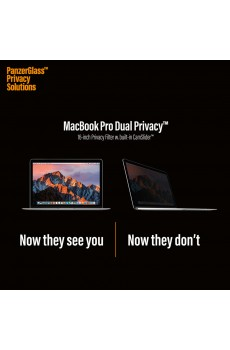 PanzerGlass Magnetic Privacy Apple MacBook Pro 16""