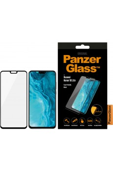 PanzerGlass Huawei P40 Pro Ultra Case Friendly Curved Edges, black