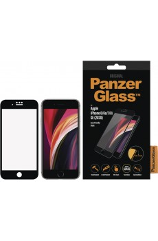 PanzerGlass Apple iPhone 6/6s/7/8/SE (2020) CF E-to-E, black