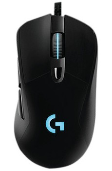 Logitech G403 wired Gaming Mouse black