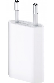 Apple 5W USB Power Adapter weiß (BULK) MD813ZM/A
