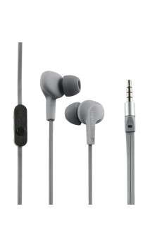 LogiLink Sports-Fit In-Ear Headphone grey
