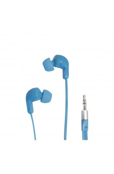 LogiLink Stereo In-Ear Headphone blue