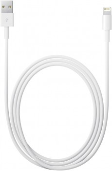 Apple Lightning-USB-Kabel 2 m weiß (BULK) MD819ZM/A