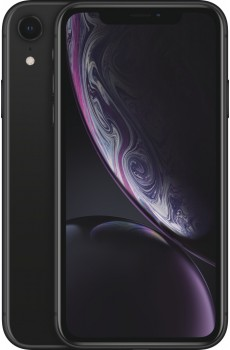Apple iPhone XR 64 GB schwarz