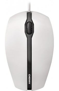 CHERRY GENTIX Corded Optical Mouse, grau